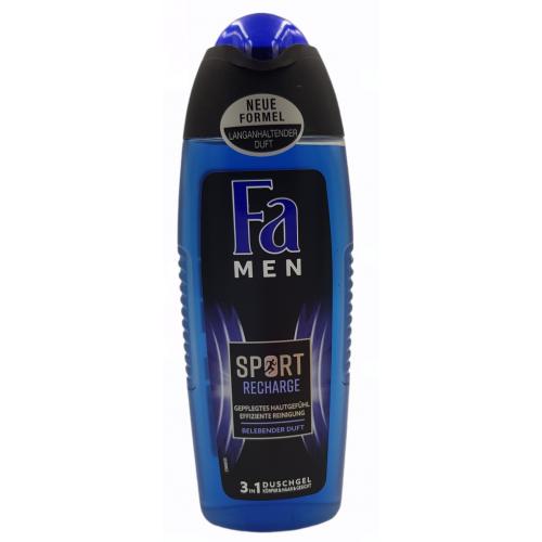 FA MEN Sport Recharge 3w1 żel pod prysznic 250