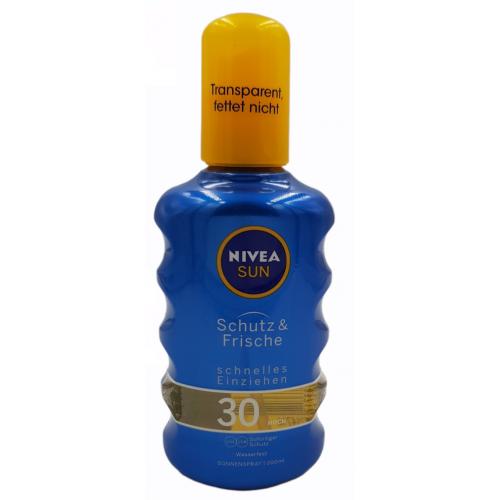NIVEA SUN SPF30+ Spray przeciwsłoneczny 200ml