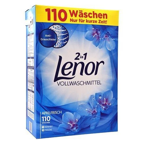 LENOR proszek do prania 110 prań/7,15 kg do białego