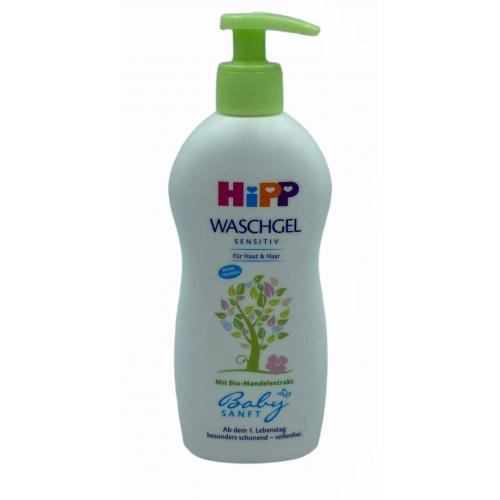 HiPP Baby Waschgel żel do mycia 400ml