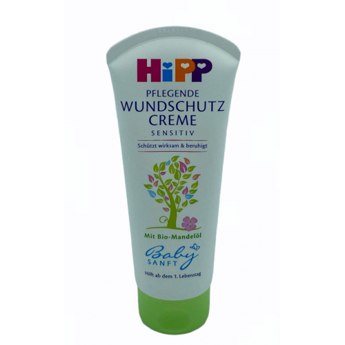 HiPP Wundschutz Creme Sensitiv delikatny krem na odparzenia 100ml