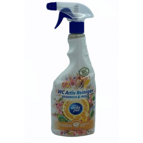 AMBI PUR Spray do łazienek cytryna i lilie wodne 750ml