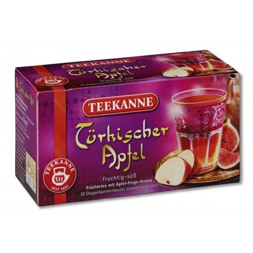 Herbata TEEKANNE Turkischer Apfel 55g, 20 torebek