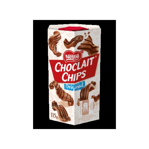 Nestle - CHOCLAIT CHIPS Original 115g