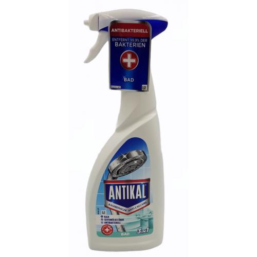 ANTIKAL Bad 3w1 odkamieniacz 750 ml - seria antybakteryjna