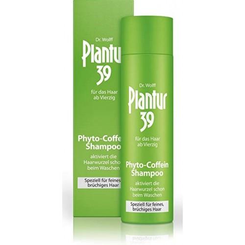 PLANTUR39 Szampon do włosów cienkich i łamliwych 250ml