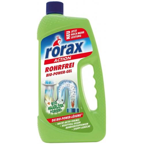 RORAX Action żel udrażniający do rur, 1l