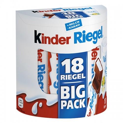 KINDER Riegel 20 batoników x 21g - 420g