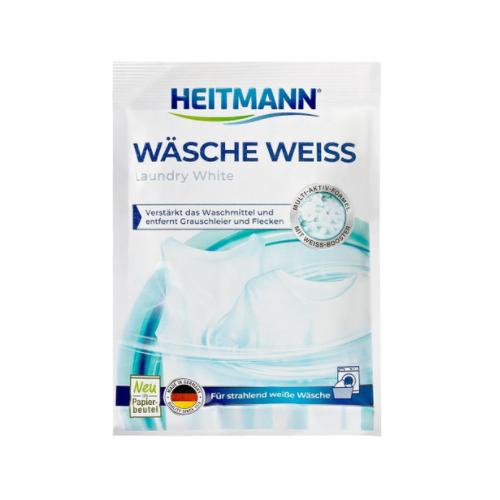 HEITMANN Wasche Weiss silny odplamiacz 50g
