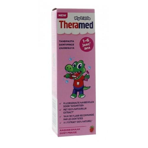 THERAMED My Little dla dzieci 1-6 lat 50 ml truskawka