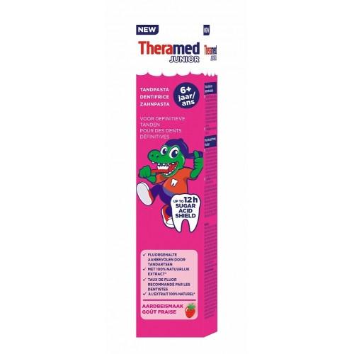 THERAMED My Little dla dzieci 6+  75 ml truskawka