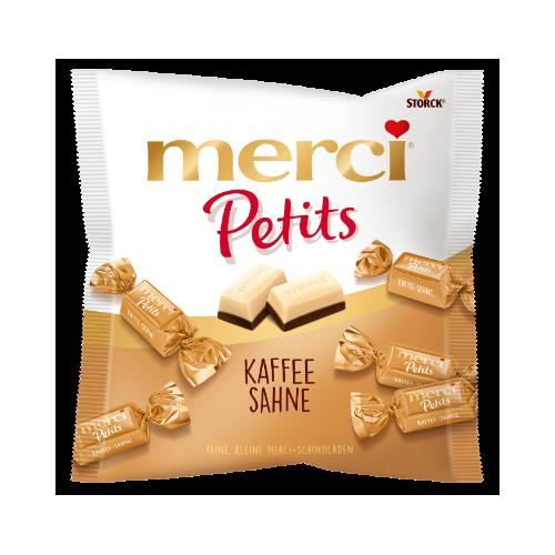 MERCI Petits Kaffee Sahne 125g
