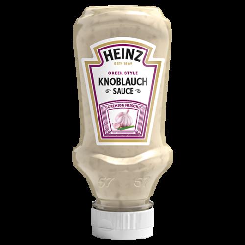 HEINZ Knoblauch Sauce - Greek style 220ml