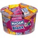 MAOAM Bloxx - rozpuszczalne gumy do żucia 50szt 1100g