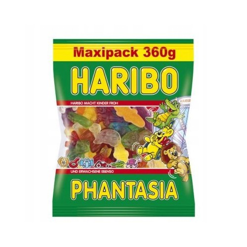 HARIBO Phantasia żelki MAXIPACK 360g