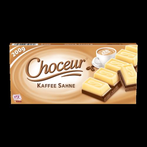 Czekolada Chateau/Choceur 200g Kaffe Sahne