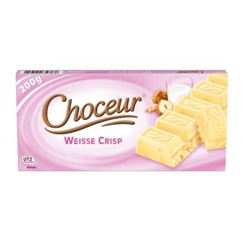 Czekolada Choceur/Chateau 200g Weisse Crisp