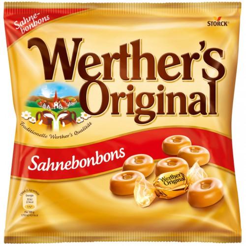 Werther's Original kremowe cukierki 120 g