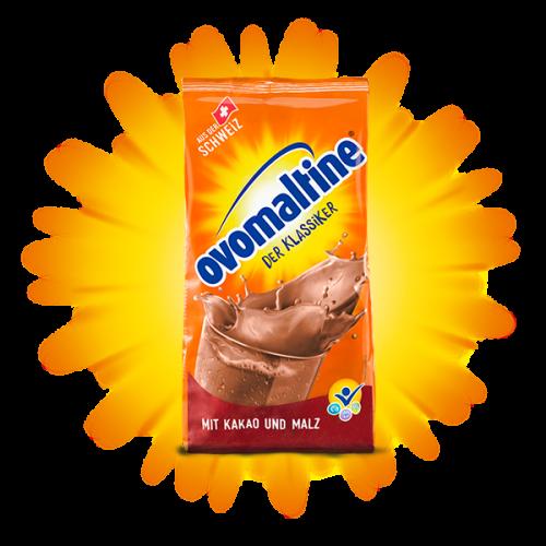 OVOMALTINE Napój kakaowy instant z witaminami 500g