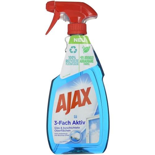 AJAX 3-Fach Aktiv płyn do szyb 500ml