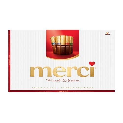 MERCI Finest Selection czekoladki 400g Grosse Vielfalt