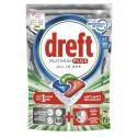 DREFT PLATINUM Plus All in one kapsułki do zmywarki 57szt