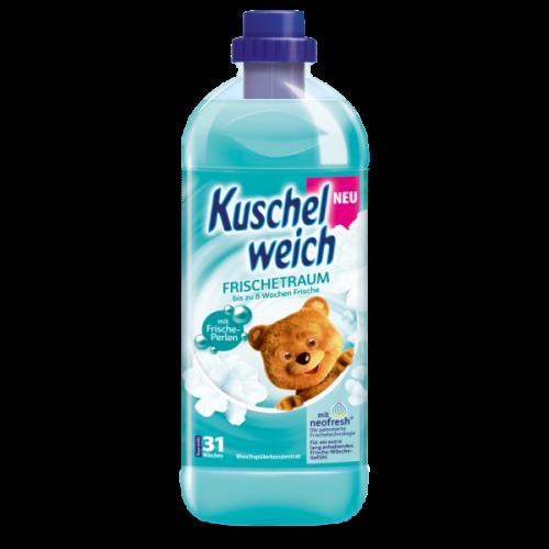 Kuschelweich płyn do płukania Frischetraum  1l
