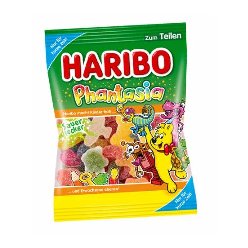 HARIBO Phantasia Sauer lecker 200g kwaśne