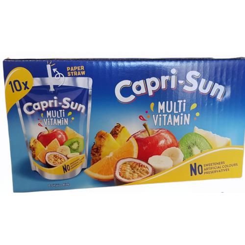 CAPRI-SUN Multivitamin 10x200ml