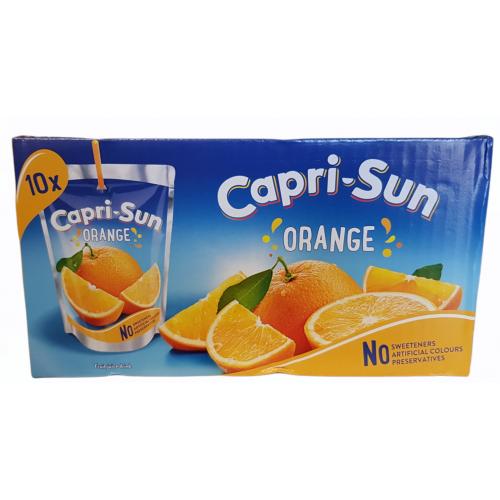 CAPRI-SUN Orange soczki 10x200ml