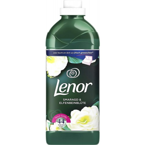 LENOR d/płukania Smaragd&Elfenbeiblute 870ml