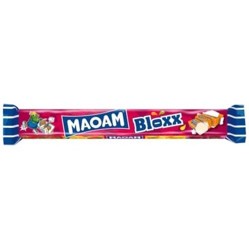 MAOAM Bloxx - rozpuszczalne gumy do żucia 5x22g, 110g