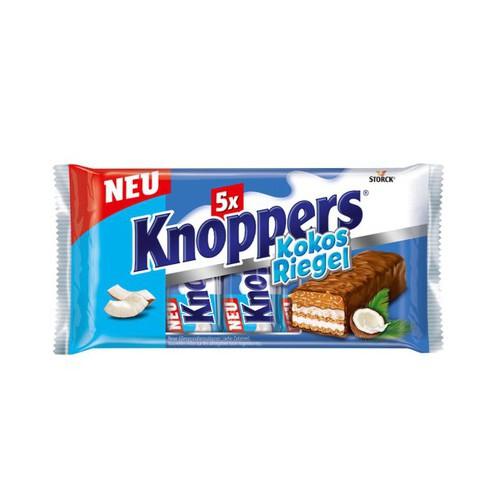 KNOPPERS NussRiegel KOKOS 5 x 40g