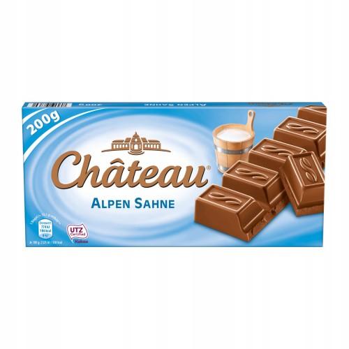 Czekolada Choceur/Chateau 200g Alpen Sahne