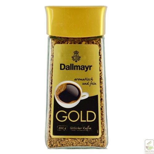 DALLMAYR GOLD 200g kawa rozpuszczalna