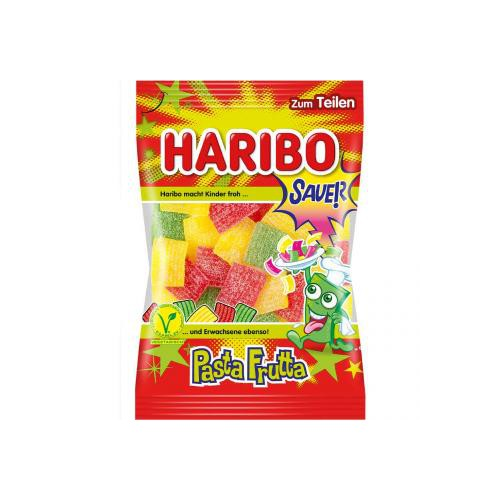 Żelki HARIBO Pasta Frutta 175g kwaśne
