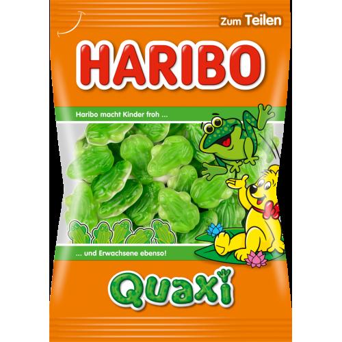 Żelki HARIBO Quaxi żabki 200g