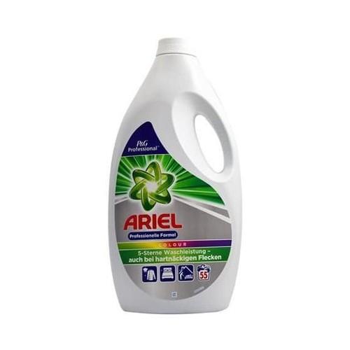 ARIEL PROFESSIONAL żel do prania COLOR 55 prań/3,025 l