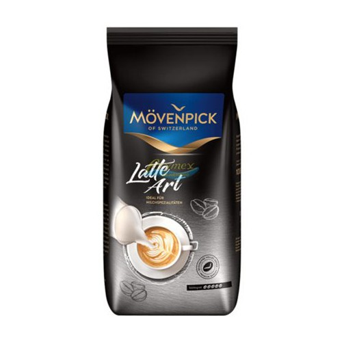 MOVENPICK Latte Art 1 kg kawa ziarnista