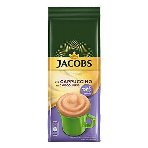 MILKA Cappuccino JACOBS CHOCO NUSS 500g