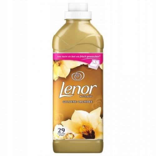 LENOR ZŁOTY gold orchidea perfumowany 870ml