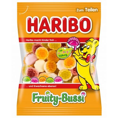 Żelki HARIBO Fruity-Bussi z owoc. nadzieniem